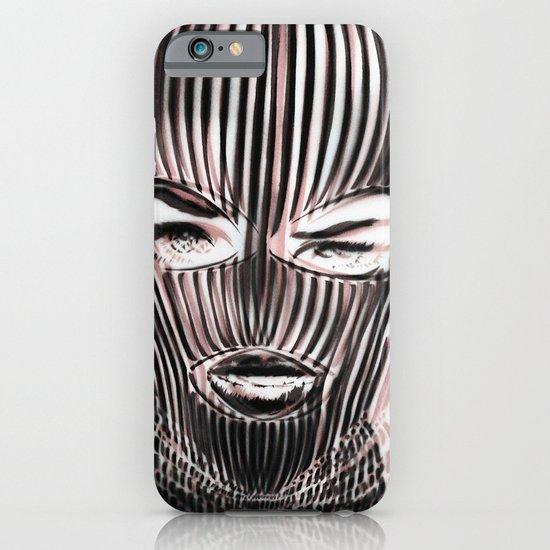 Badwood 3D Ski Mask iPhone & iPod Case