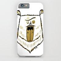 The Golden Bear iPhone 6 Slim Case