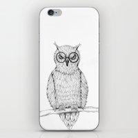 Wise iPhone & iPod Skin