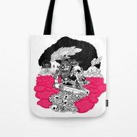 The Taxidermist Tote Bag