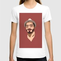 T-shirt featuring Leon14-2 by Leon Deni14