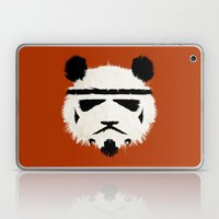 Panda Trooper Laptop & iPad Skin