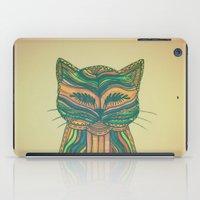 Felis Silvestris iPad Case