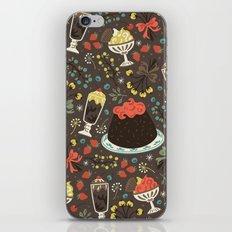 Sweet Deserts  iPhone & iPod Skin