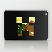 Friends forever (minecraft edition)  Laptop & iPad Skin