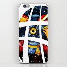Doctor Strangegloves iPhone & iPod Skin
