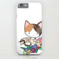 Calico Cat. SHUT UP! iPhone 6 Slim Case