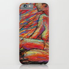 Hypatia on Fire Slim Case iPhone 6s