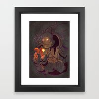 This Little Light Of Min… Framed Art Print