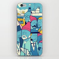 The Life Acquatic With S… iPhone & iPod Skin