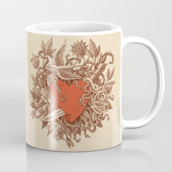 Heart of Thorns  Mug