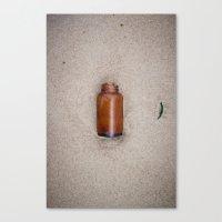 Dead Horse Bottle 5 Canvas Print