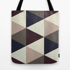 Triangle Sundae Tote Bag