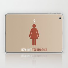 How I Met Your Mother - Minimalist Laptop & iPad Skin