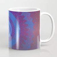 Technicolor Cosmos Blue Mug
