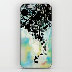 Color of Music iPhone & iPod Skin