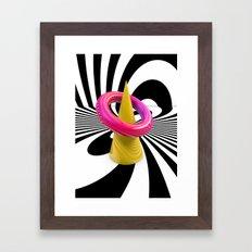 From the bottom Framed Art Print