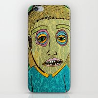 cigarettes and food  iPhone & iPod Skin