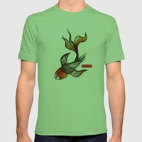 R.I.P. Jeremías Mens Fitted Tee Grass SMALL