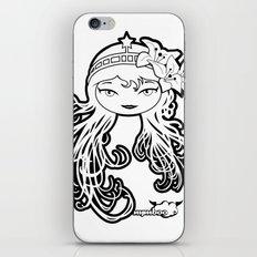 Lybee Black & White iPhone & iPod Skin