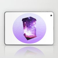 All of time and space - The Tardis Laptop & iPad Skin