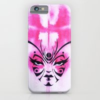 iPhone & iPod Case featuring Kabuki Kreature by Mishfit