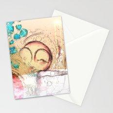 drift ashore Stationery Cards