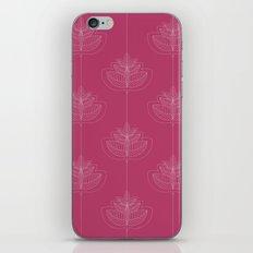 Modern leafs iPhone & iPod Skin