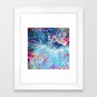 Dragon Erupt Framed Art Print
