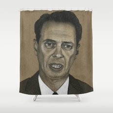 Steve Buscemi Shower Curtain