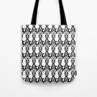 Skulls & Daggers Tote Bag