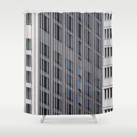 Potsdamer Platz Shower Curtain