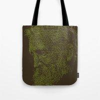 Muirly trees Tote Bag