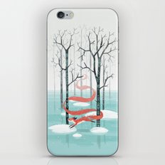 Forest Spirit iPhone & iPod Skin