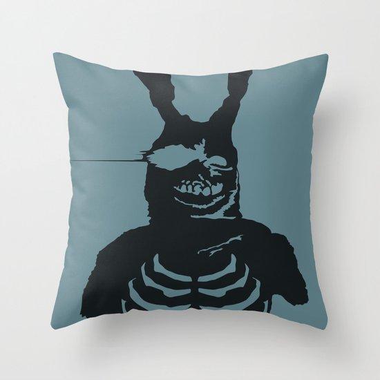 Deus ex Throw Pillow