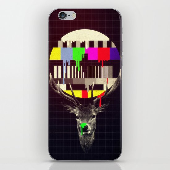 No signal iPhone & iPod Skin