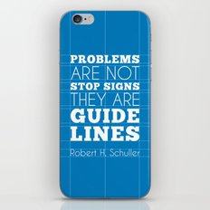 Guide Lines iPhone & iPod Skin