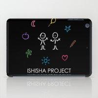 ISHISHA PROJECT by ISHISHA PROJECT iPad Case