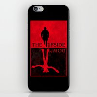 The Upside Down iPhone & iPod Skin