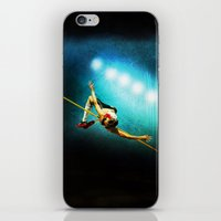 Olympic game jump iPhone & iPod Skin