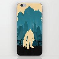 Bioshock 2 iPhone & iPod Skin