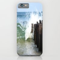 iPhone & iPod Case featuring Atlantic Fury by Kristi Jacobsen Photography