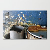 Latakia Bakery Canvas Print