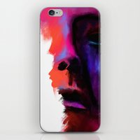 Gemini - Right iPhone & iPod Skin