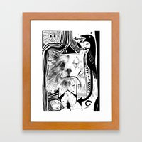 des26 Framed Art Print