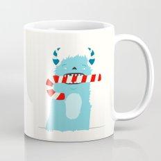 December Monsters: Candy Cane Mug