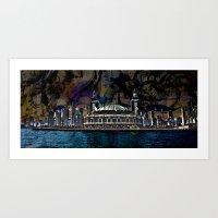 Navy Pier Art Print