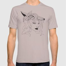 Remus, Where is Romulus? Mens Fitted Tee Cinder SMALL