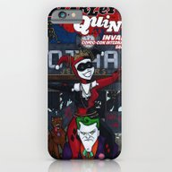 Harley Quinn #1 Variant iPhone 6 Slim Case