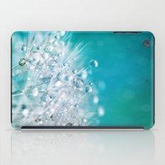 dandelion 3 iPad Case